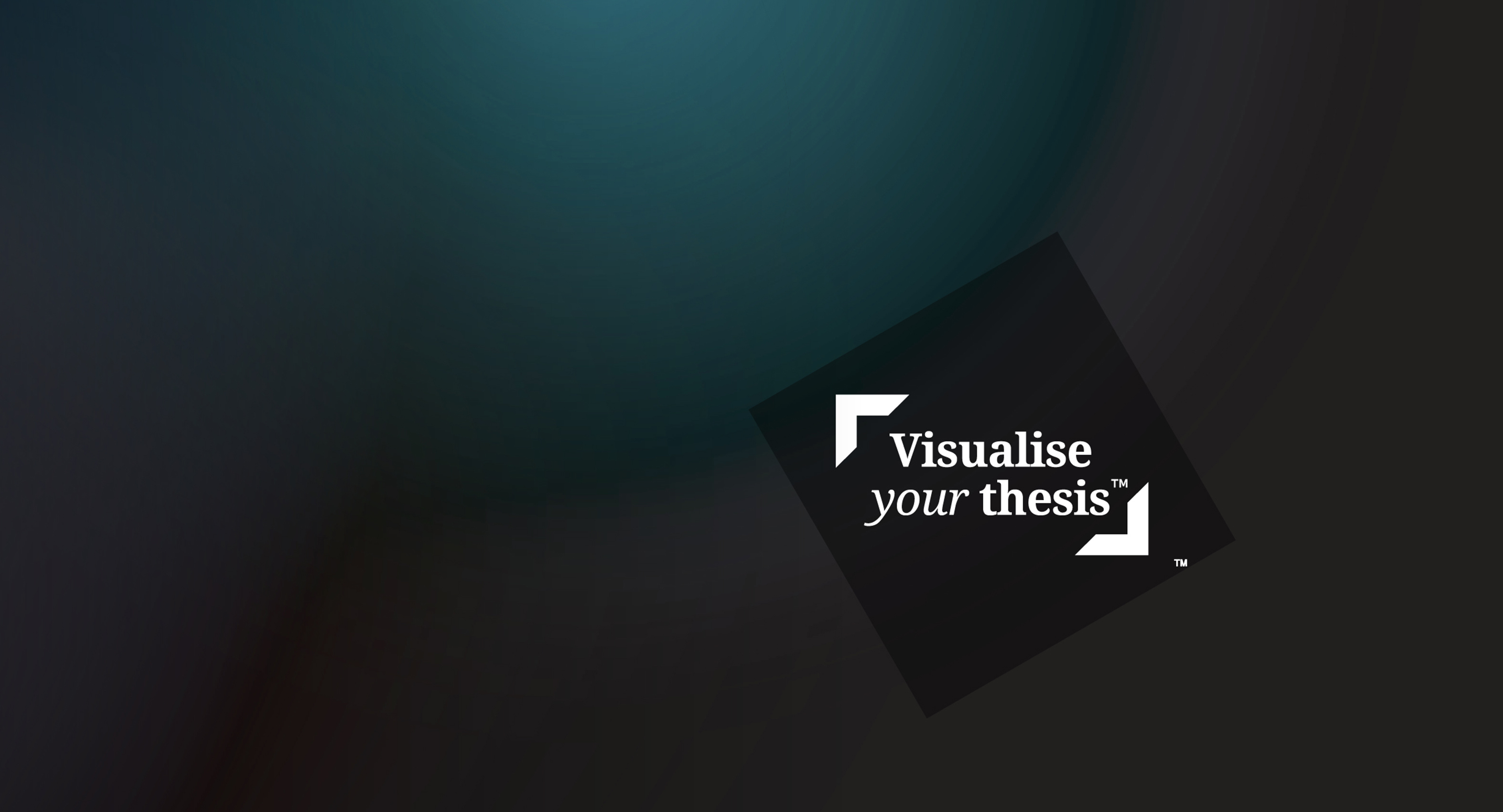 Visualise Your Thesis background image